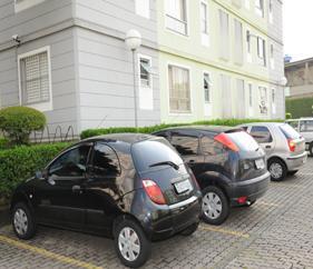 Garagem: um desafio dos condomínios