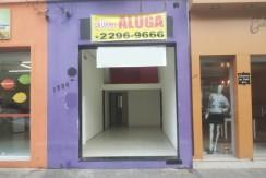 Salão 30 m2 – rua Itapura – Tatuape