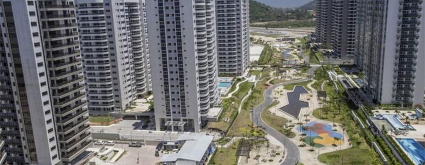 Imóveis construídos para Olimpíada voltarão a ser vendidos após os jogos