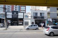 rua Emilia Marengo 50 Tatuape Salão 100 m2