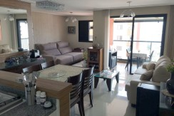 Rua Baguassu 141 AP 68m2 andar alto Vila Regente Feijó Venda R$555mil