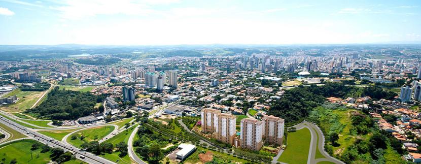 Imóveis de 2 dormitórios econômicos lideram lançamentos e vendas em Jundiaí