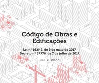 Prefeitura de São Paulo publica Código de Obras e Edificações em versão ilustrada